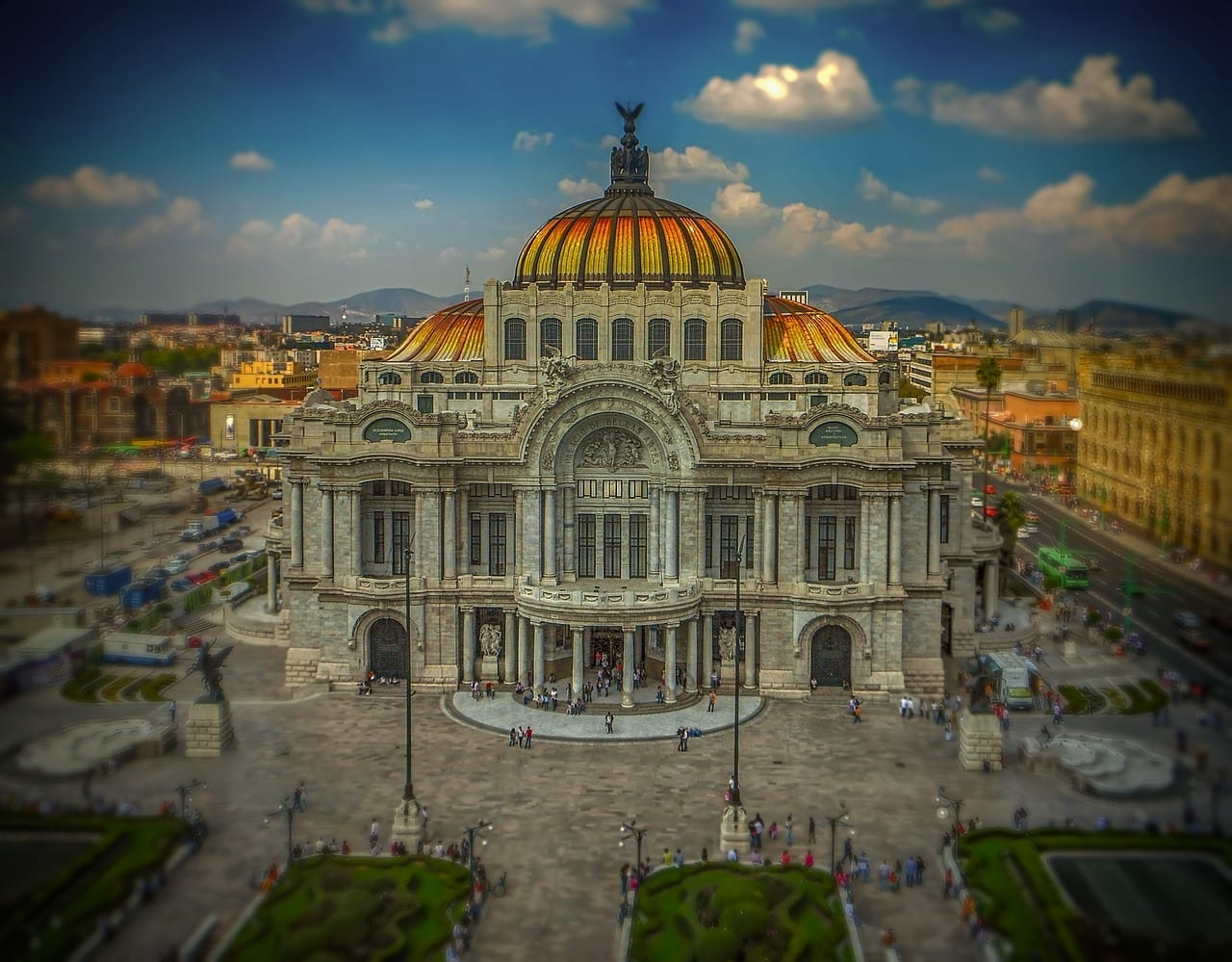 Best Valentines Day Travel Deals - Mexico City, Mexico